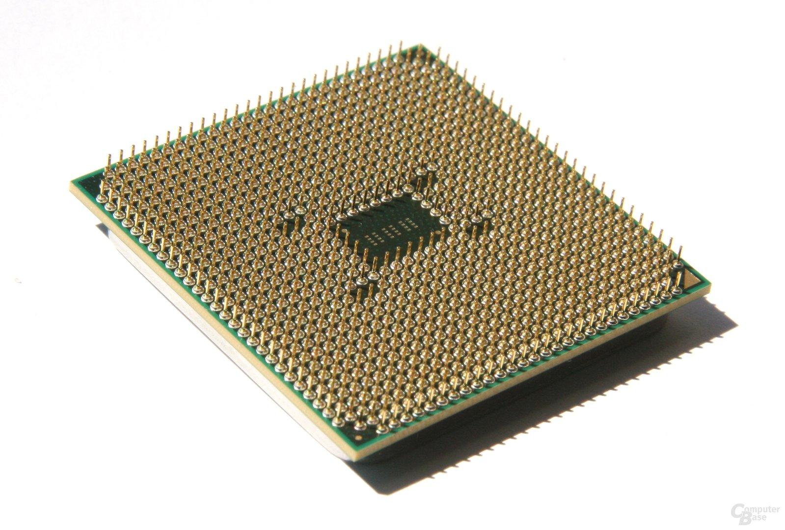 AMD A8-3850 – Unterseite