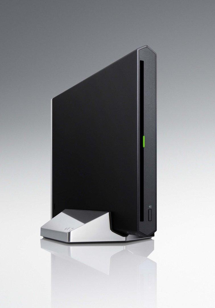 Sony Vaio Z mit Power Media Dock