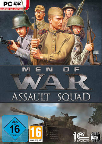 """Men of War: Assault Squad""-Packshot"