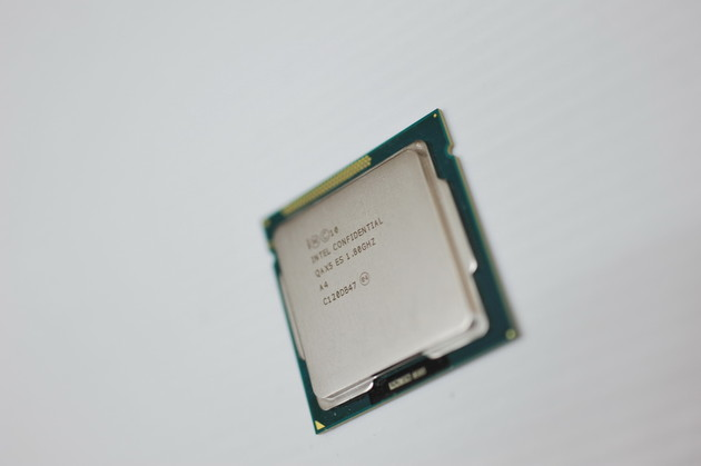 Intel Ivy Bridge Engineering Sample