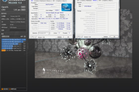 Ivy Bridge in Cinebench 11.5