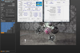 Sandy Bridge in Cinebench 11.5