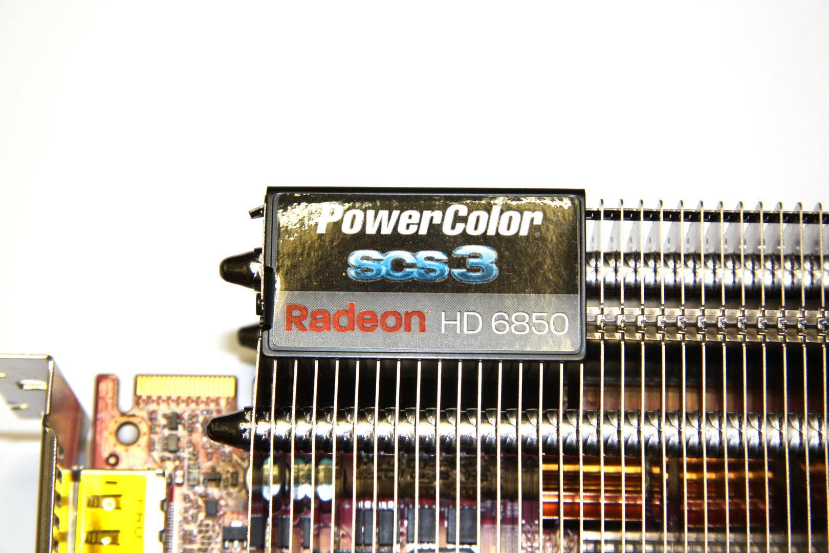 Radeon HD 6850 SCS3 Logo