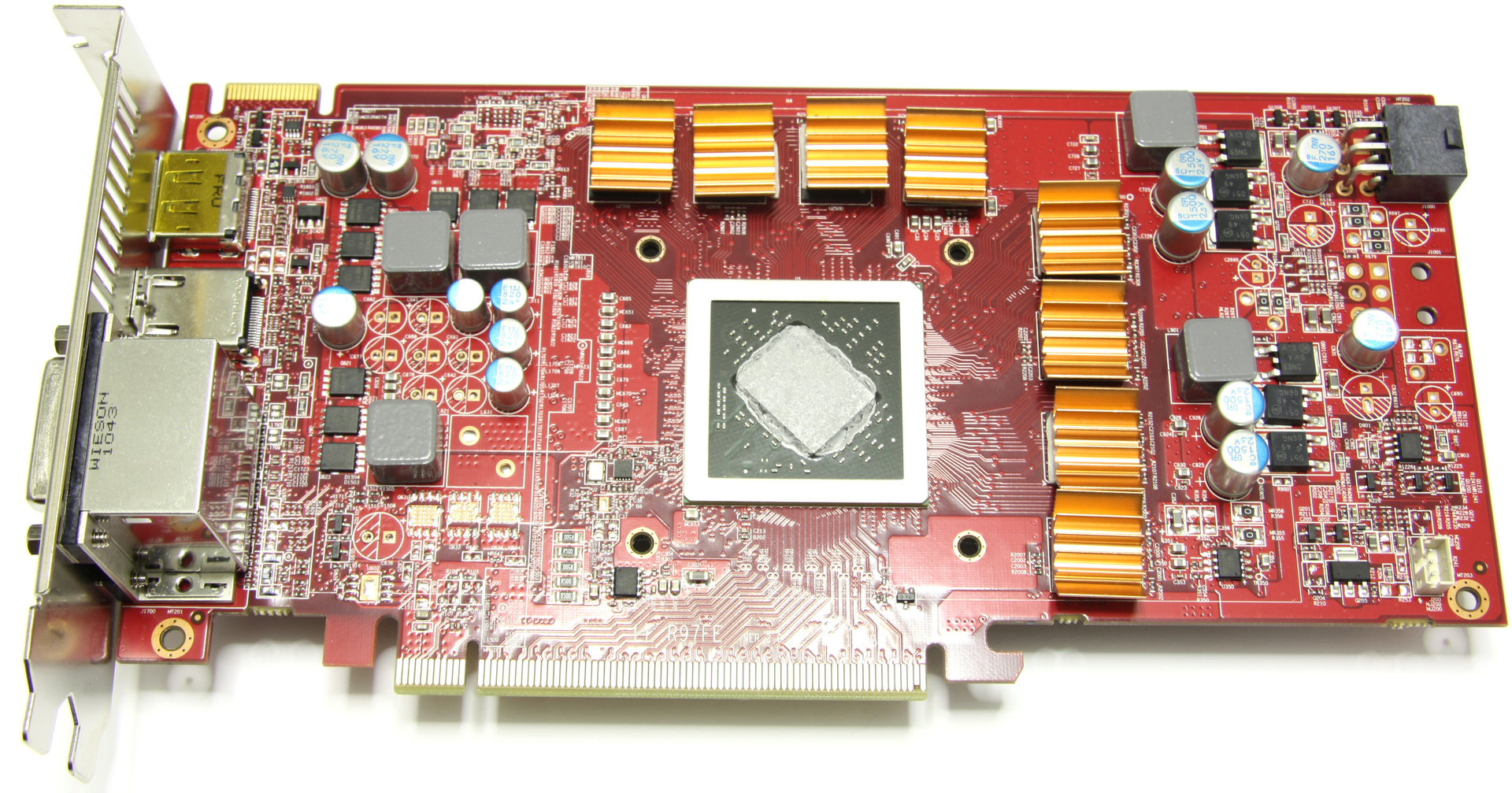 Radeon HD 6850 SCS3 ohne Kühler