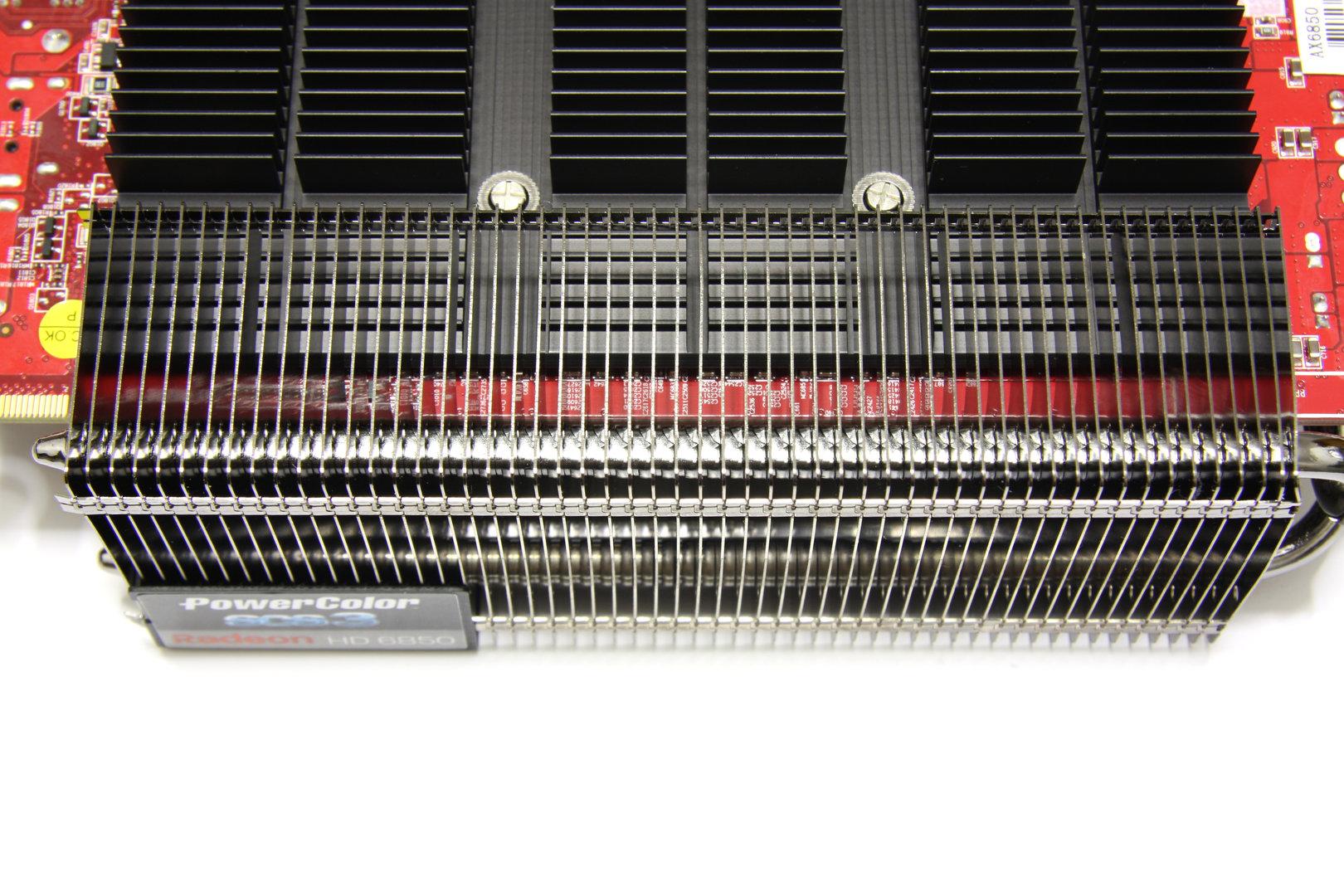 Radeon HD 6850 SCS3 Kühlkörper