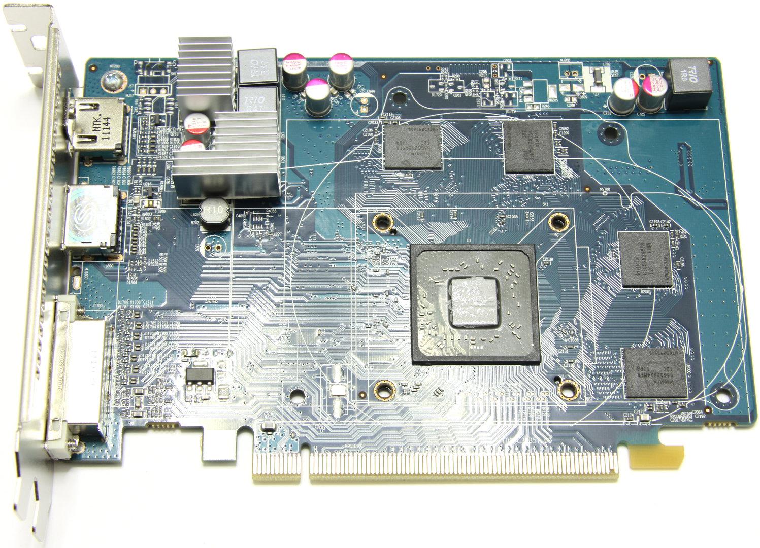 Radeon HD 6670 Ultimate ohne Kühler