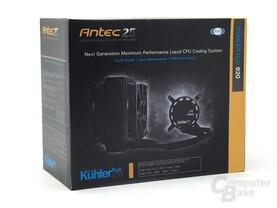 Antec H2O 920 Verpackung