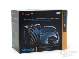Antec H2O 620 Verpackung