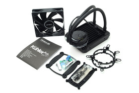 Antec H2O 620 Lieferumfang