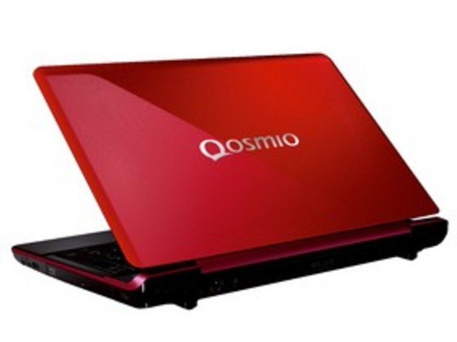 Toshiba Qosmio F750