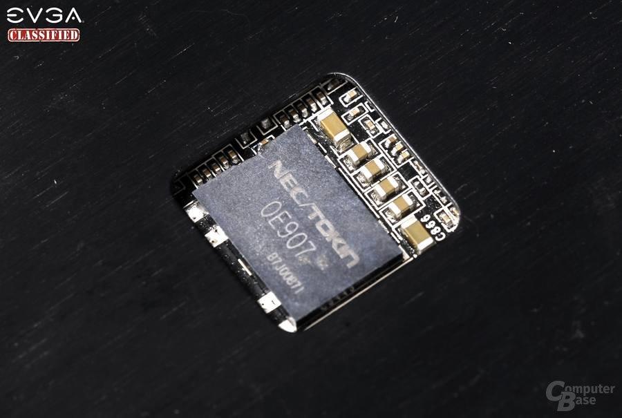 EVGA GeForce GTX 580 Classified