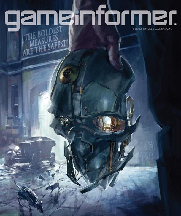 GI-Frontcover: Dishonored