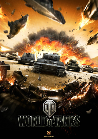 """World of Tanks""-Packshot"