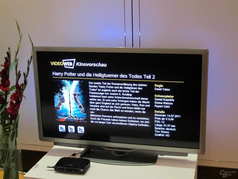VideoWeb TV