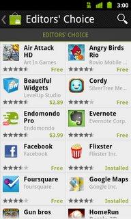Neuer Android Market