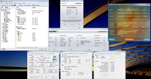 """AMD A6-3500 """"falsch"""" übertaktet"""