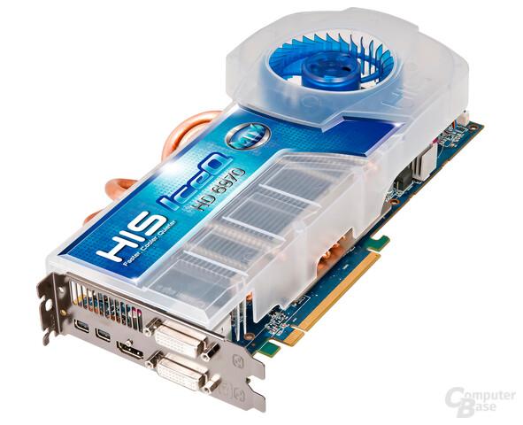 HIS Radeon HD 6970 IceQ Mix