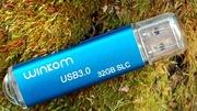 Winkom USB-3.0 Pendrive im Test: SLC und DDR für bis zu 180 MB/s