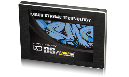 Mach Xtreme Technology MX-DS Fusion