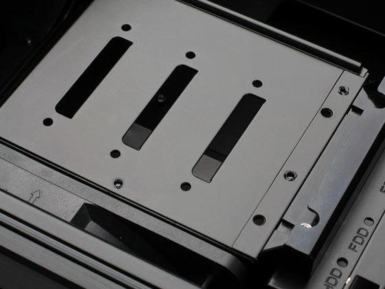 TJ08-E-HDD-Käfig