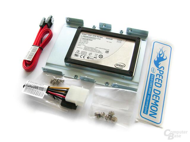 SSD 320 Zubehör