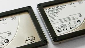 Intel gegen SandForce: SSD 320, MX DS Turbo und SF Toggle NAND