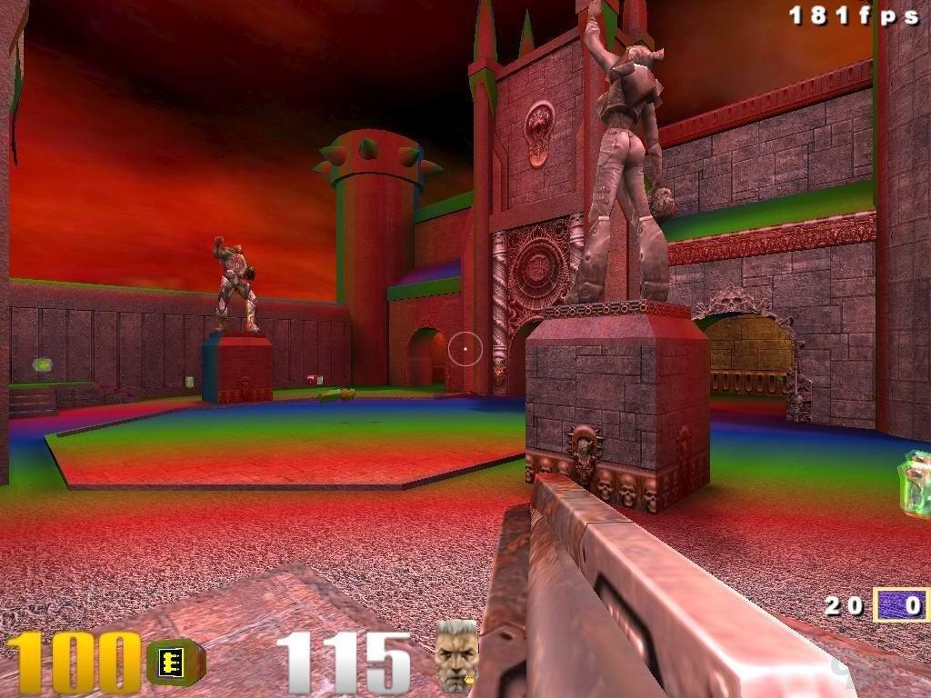 Quake III Arena: Omega-Style