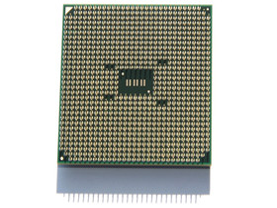 AMD A6-3650 Rückseite