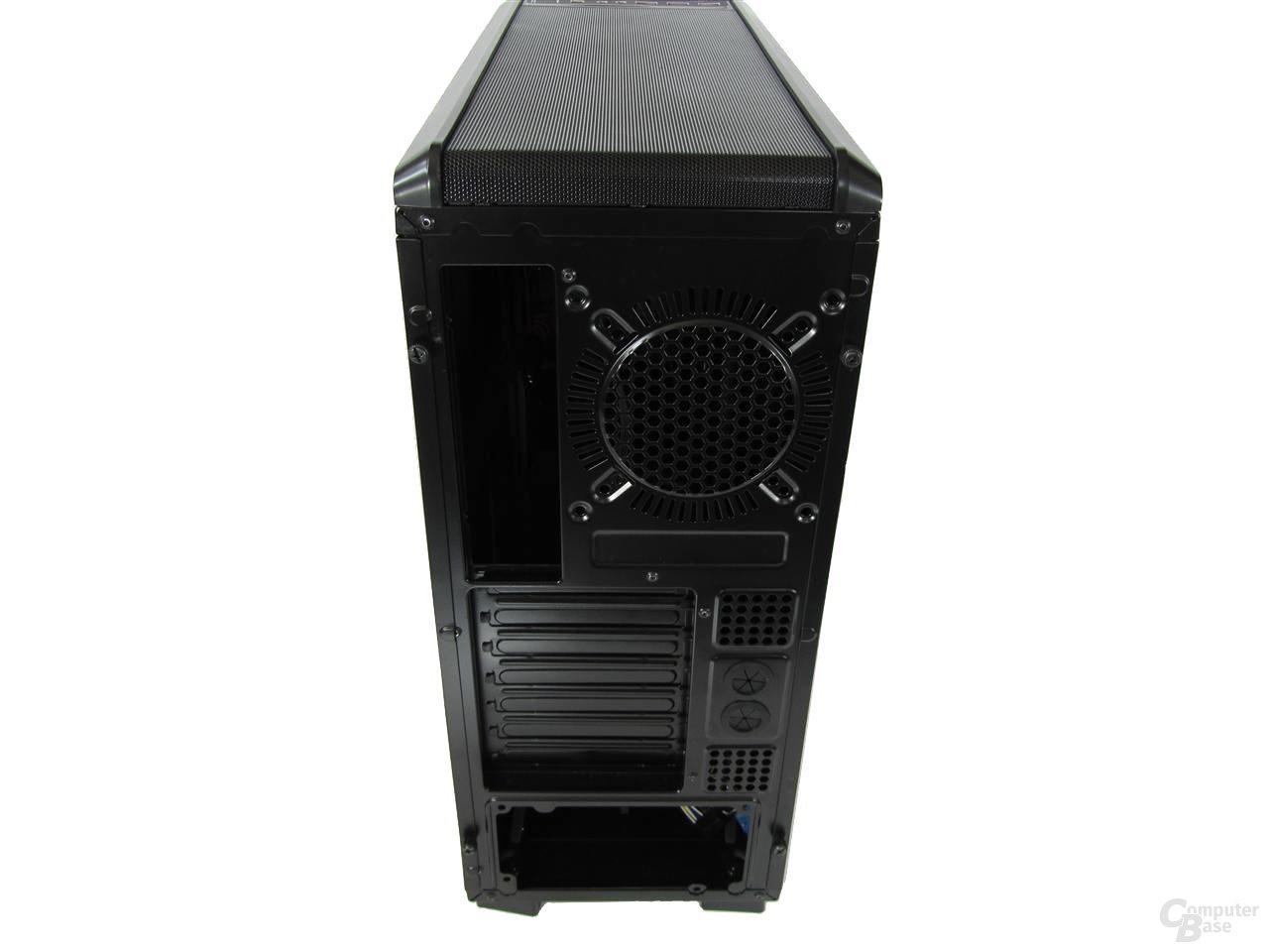 MS-Tech CA-0210 – Heckansicht