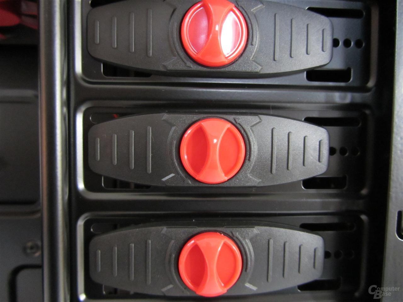 """MS-Tech CA-0210 – 5,25""""-Befestigung"""
