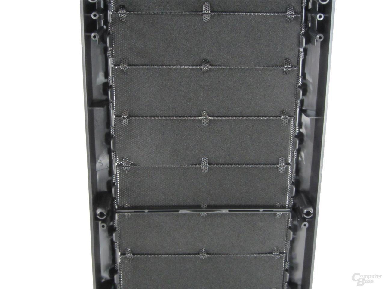 MS-Tech CA-0210 – Rückseite Frontblende
