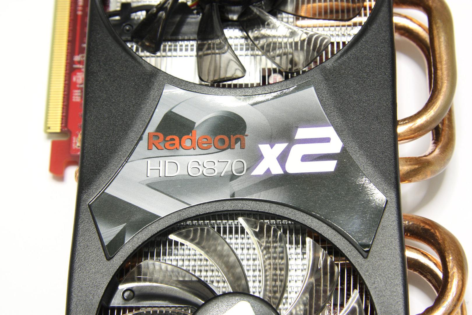 Radeon HD 6870 X2 Logo