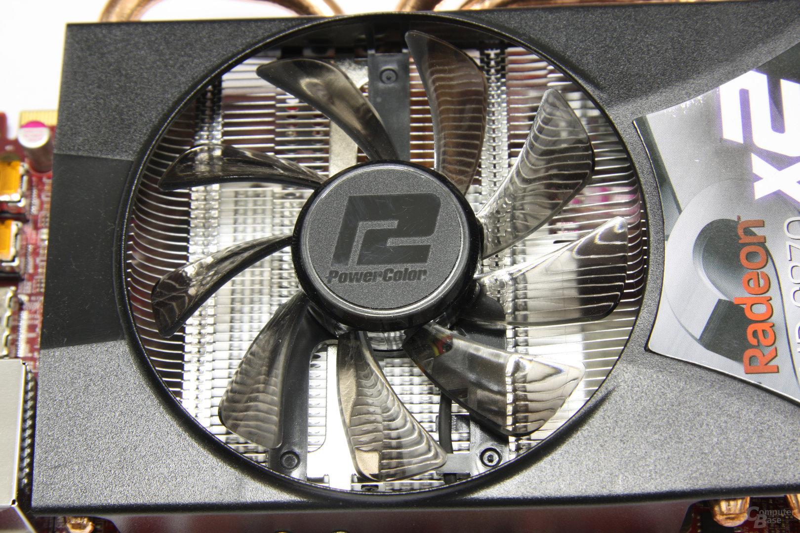 Radeon HD 6870 X2 großer Lüfter