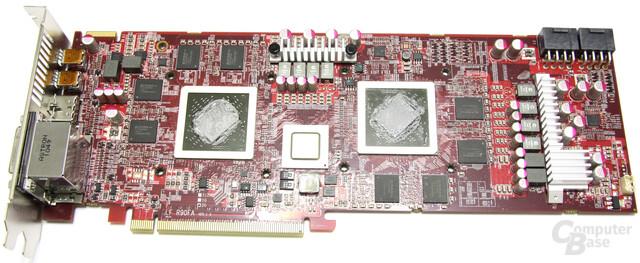 Radeon HD 6870 X2 ohne Kühler