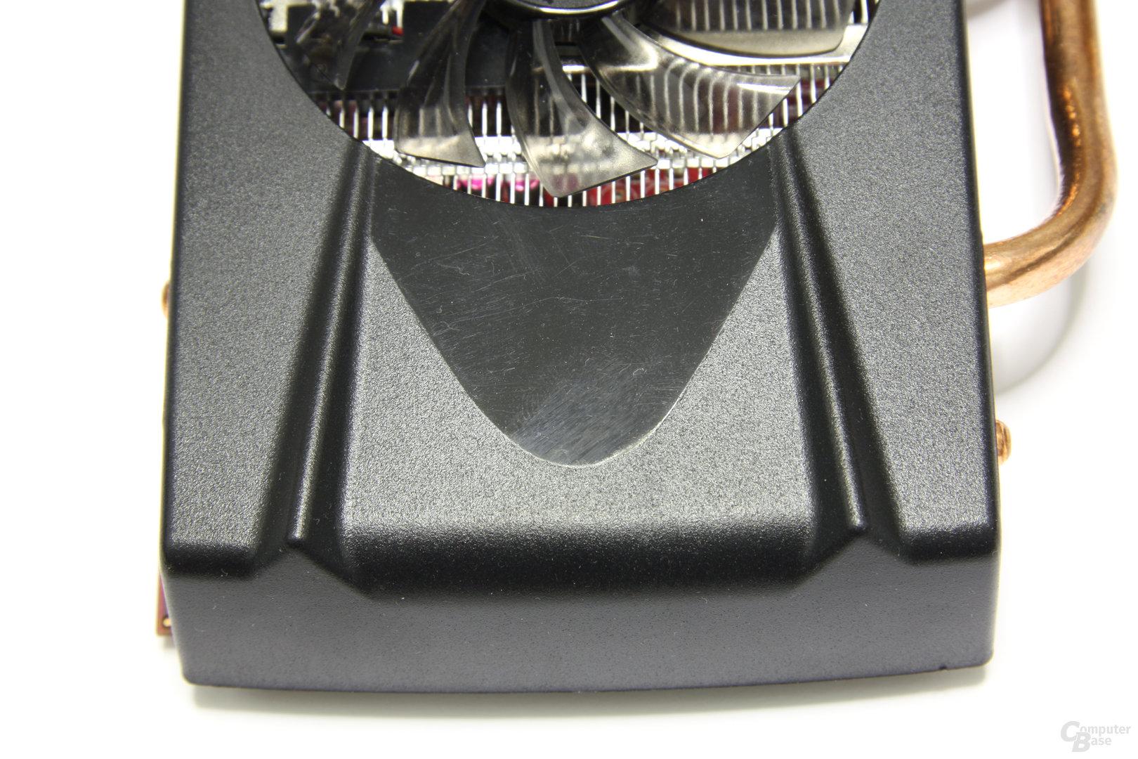 Radeon HD 6870 X2 von oben