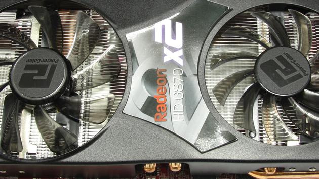 PowerColor Radeon HD 6870 X2 im Test: Doppelte Leistung mit Haken