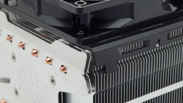 Coolermaster Hyper 612S im Test: Auf leise getrimmt