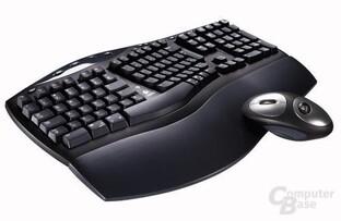 Cordless Desktop Comfort