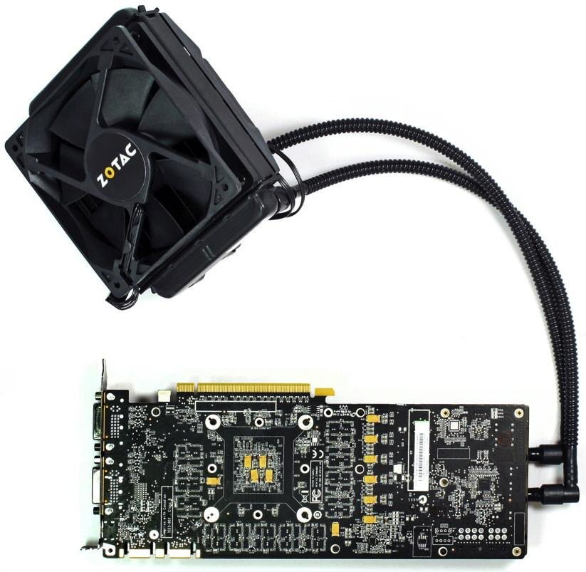 Zotac GeForce GTX 580 Infinity Edition2