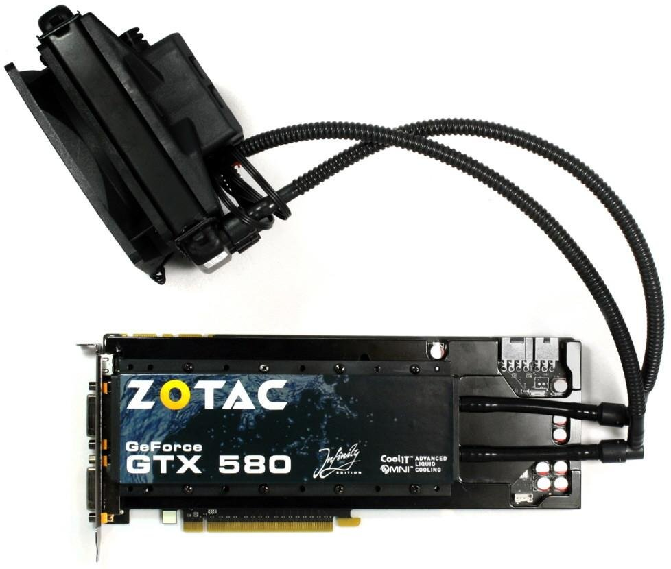 Zotac GeForce GTX 580 Infinity Edition3