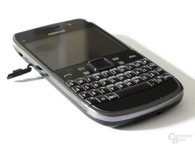 Nokia E6: USB-Port mit OTG-Modus