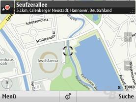 Symbian Anna: Ovi Maps