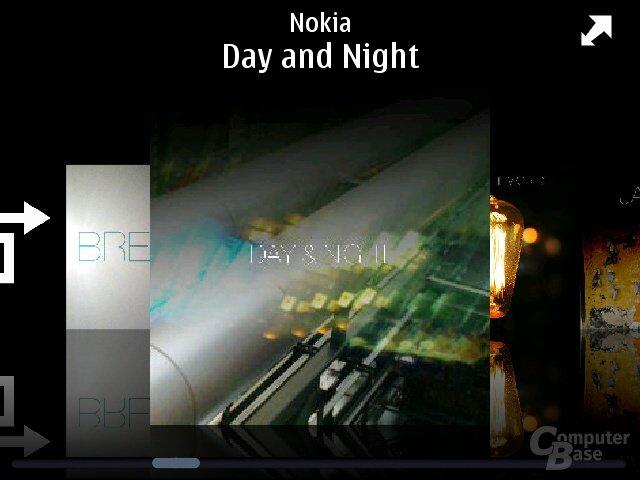 Symbian Anna: Musicplayer
