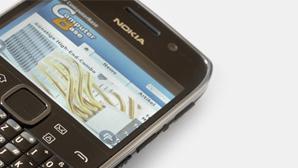 """Nokia E6 im Test: Tastatur-Smartphone mit Symbian """"Anna"""""""