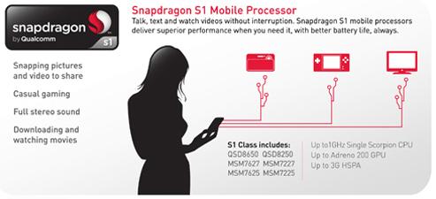Snapdragon S1