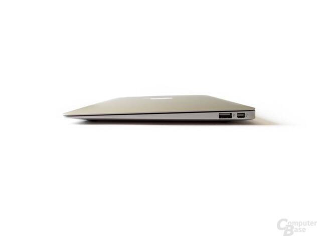 MacBook Air: Mehr Keil dürfte nicht gehen
