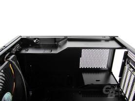 SilverStone TJ08B-E – Innenraum