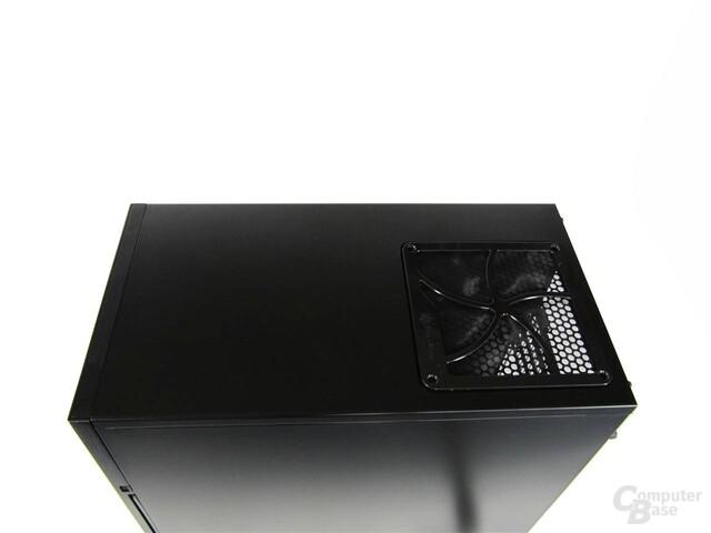 SilverStone TJ08B-E – Deckel mit Staubfilter