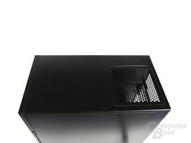SilverStone TJ08B-E – Deckel ohne Staubfilter