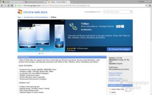 Chrome OS: Web Store